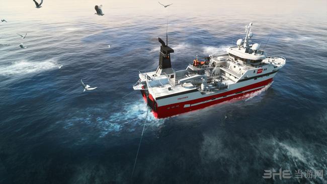 捕鱼:巴伦支海截图0