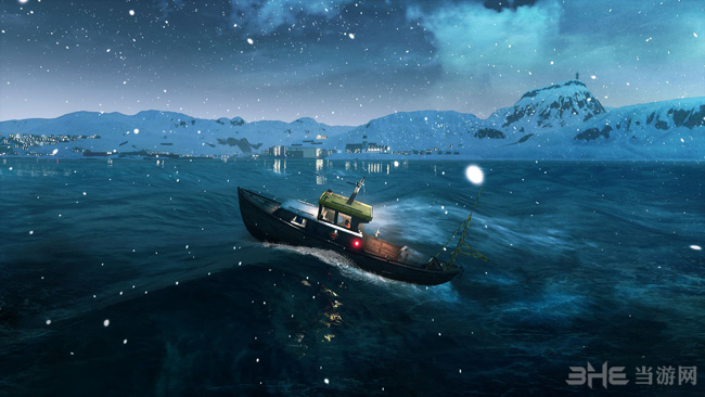 捕鱼:巴伦支海截图1