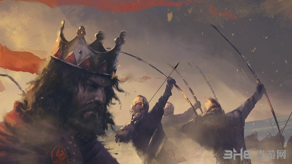 全面战争传奇:不列颠的王座截图0