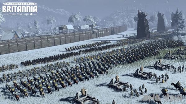全面战争传奇:不列颠的王座截图2