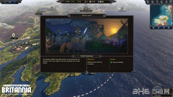 全面战争传奇:不列颠的王座截图4