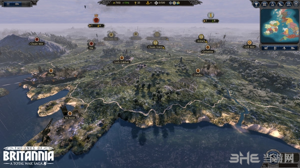 全面战争传奇:不列颠的王座截图5