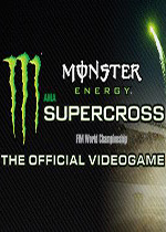 野兽越野摩托车(Monster Energy Supercross The Official Videogame)硬盘版
