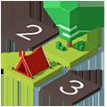 帐篷与树谜题(Tents and Trees Puzzles)安卓完整