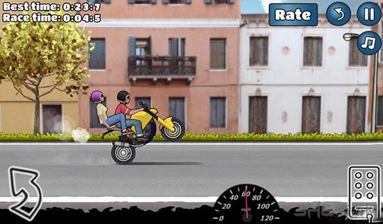 Moto Wheelie截图2