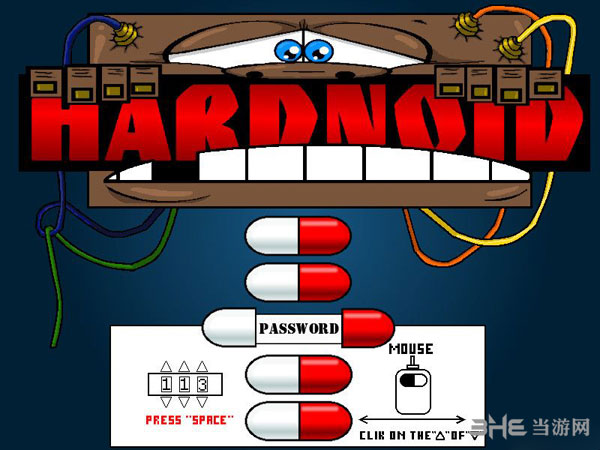 Hardnoid截图0