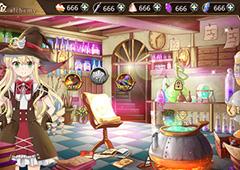 《神明秩序:幻域神姬》为了神姬去炼金吧
