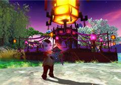 且看《诛仙3》火树银花不夜天欢欢喜喜闹元宵