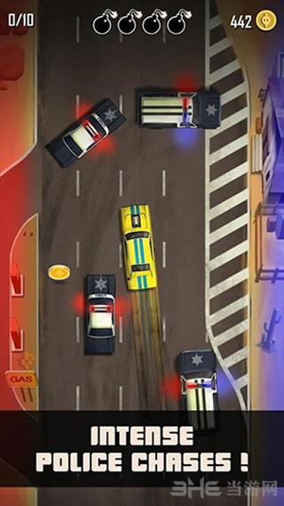 公路撞击截图2