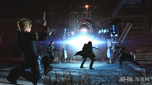 最终幻想15试玩版截图6