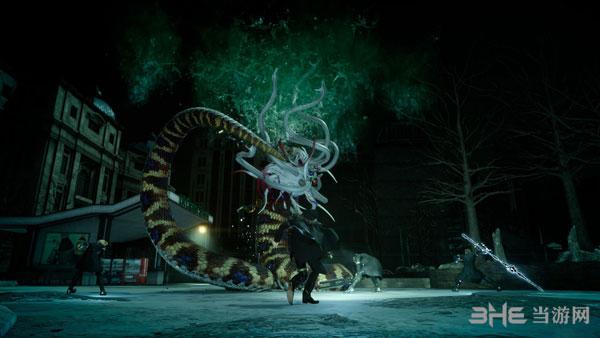 最终幻想15试玩版截图7