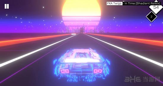 音乐赛车截图0
