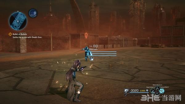 刀剑神域:夺命凶弹截图9