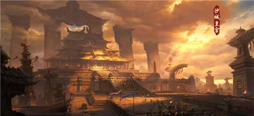 传奇世界3D图片2