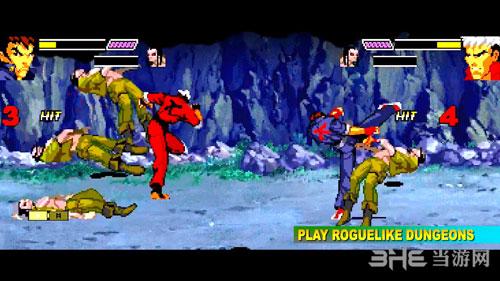 究极截拳道:金太郎的复仇游戏截图3