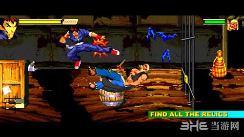 究极截拳道:金太郎的复仇游戏截图4