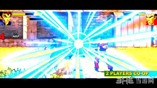究极截拳道:金太郎的复仇游戏截图5