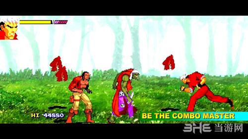 究极截拳道:金太郎的复仇游戏截图6