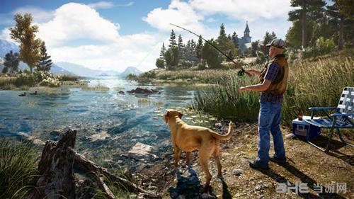 孤岛惊魂5游戏截图5