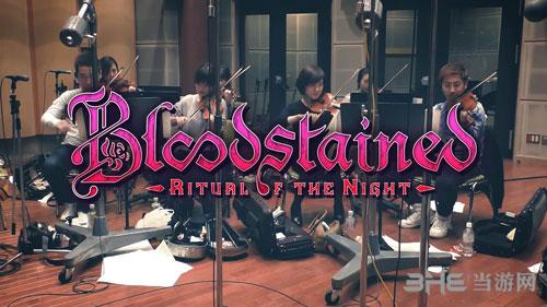 血污:夜之仪式游戏标题艺术图
