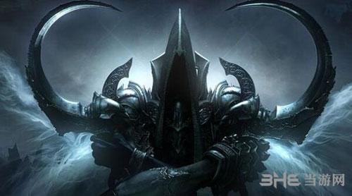 暗黑破坏神3游戏宣传图