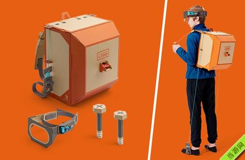 任天堂LABO Robot kit套件