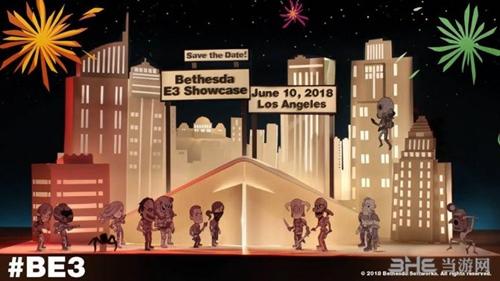 B社E3宣传图2