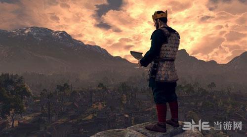 全面战争传奇:不列颠王座游戏宣传图