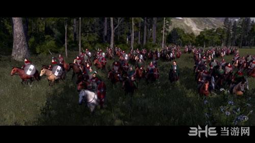 全面战争传奇:不列颠王座游戏截图3