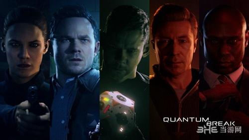 量子破碎游戏图片