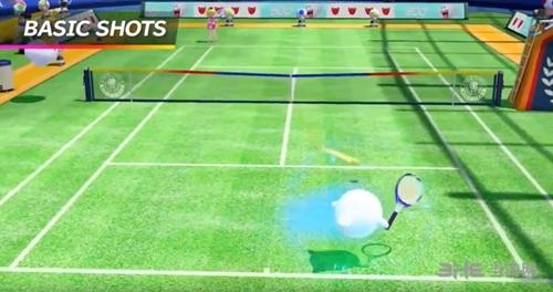 马里奥网球ACES游戏图片4