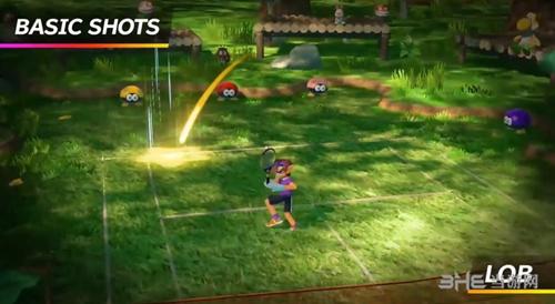 马里奥网球ACES游戏图片5