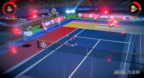 马里奥网球ACES游戏图片6