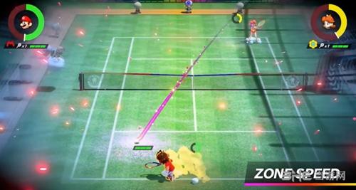 马里奥网球ACES游戏图片8
