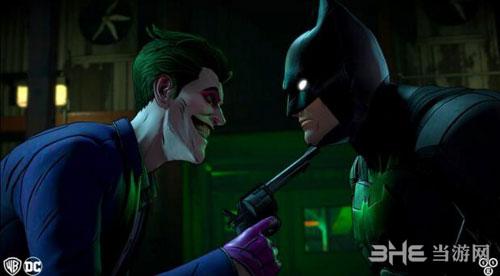 蝙蝠侠内敌游戏截图