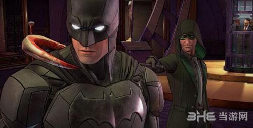 蝙蝠侠内敌游戏截图2