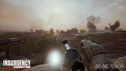叛变沙漠风暴游戏截图1