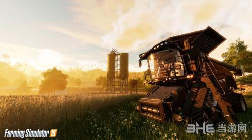模拟农场19最新实机截图