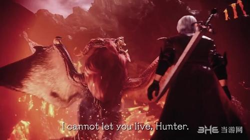 怪物猎人世界联动鬼泣游戏图片3
