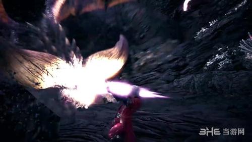 怪物猎人世界联动鬼泣游戏图片4