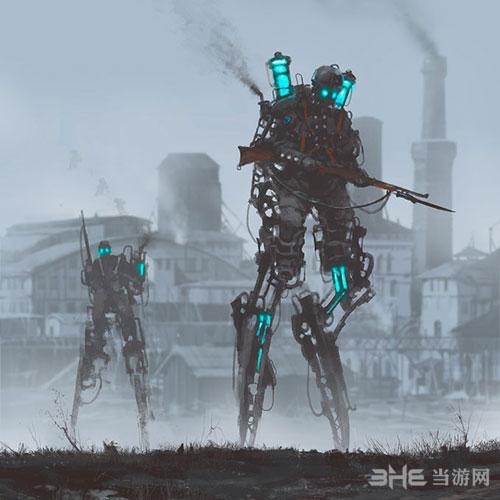 钢铁收割游戏宣传图2