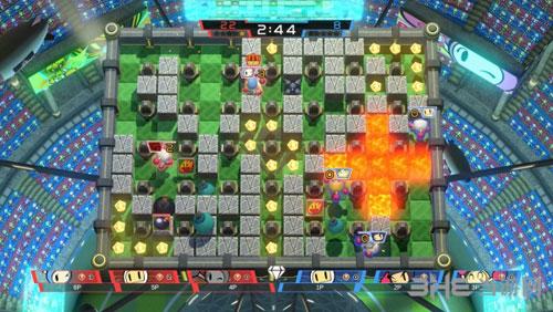 超级炸弹人R游戏截图