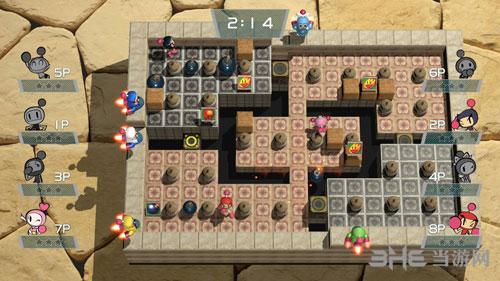 超级炸弹人R游戏截图2