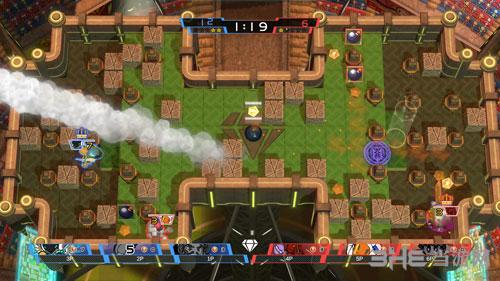 超级炸弹人R游戏截图3