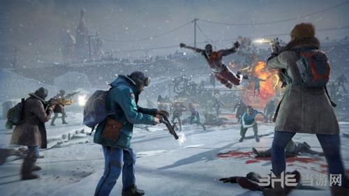 僵尸世界大战游戏宣传图2