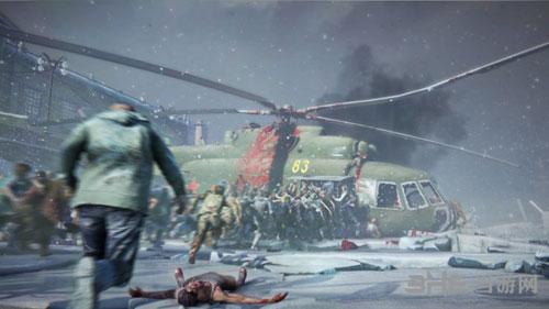 僵尸世界大战游戏宣传图3