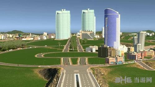 城市:天际线视频截图1