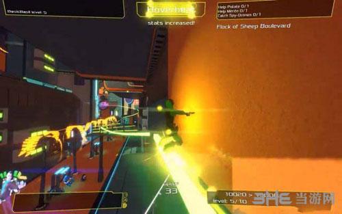 悬浮:玩家暴动游戏截图2