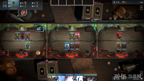DOTA2卡牌游戏截图3