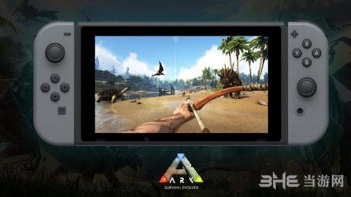 方舟:生存进化游戏试玩截图